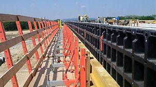 Für das Aufgabenspektrum des Tief- und Kommunalbaus ist die DUO Verbundschalung besonders gut geeignet.