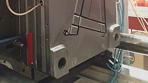 Die DUO Systembauteile werden mit speziell entwickelten Spritzgussformen produziert. Während der Produktion entsteht kein Abfall.