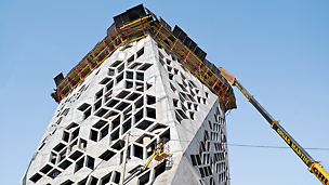 Архитектурный бетоном сбт бетон