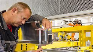 Bestens qualifizierte Mitarbeiter und moderne Produktions- und Prüfverfahren sorgen für langlebige Produkte.