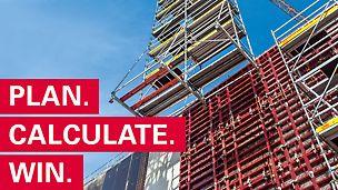 Bestellen Sie jetzt kostenlos Ihre Unterlagen zur PERI Baubetriebsübung 2016 | 2017.