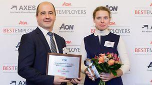 PERI - лучший работодатель России 2017