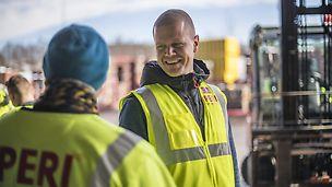 Vad har en ledare i hiphop och en verksamhetschef för PERI Norge gemensamt? Båda är passionerade i sina jobb. Upplev mer i videon.