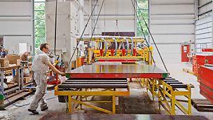 Professzionális karbantartás a magas anyag- és kivitelezési minőség érdekében