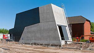 Optisch ansprechende Betonflächen – einfach und wirtschaftlich umgesetzt mit MAXIMO.