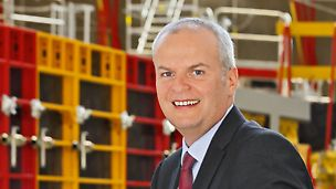 """Thomas Imbacher new Managing Director """"Innovation & Marketing"""" in PERI Group Management"""