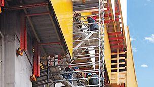 Treppen bis 2,0 kN/m²