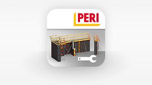 PERI DUO Planner - schnell einfache Grundrisse planen, automatisch Schalen und eine exportierbare Stückliste erhalten