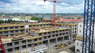 Rezidencia pri radnici, Košice