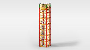 VARIOKIT VST Torre di sostegno a elevata portata