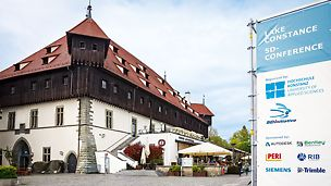 PERI Pressemeldung - PERI begleitet die Baubranche zur 4.0 Industrie - 5D Konferenz, Konstanz, Deutschland