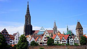 Mit über 500.000 Einwohnern ist die Region Ulm die perfekte Alternative zu den Ballungsräumen.