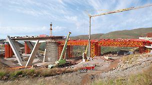 Γέφυρα-Τ4-Παραδείσια-Τσακώνα