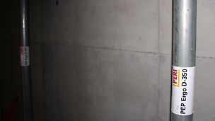 Valmista seinäpintaa DUO-järjestelmällä.