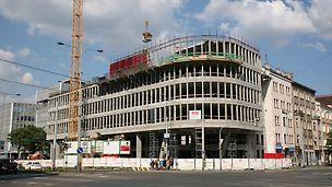 Office Building Argentinská, Praha