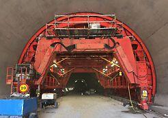 Túnel de Aduna, Guipúzcoa