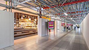 Einkaufszentrum Flora-Park, Magdeburg, Deutschland