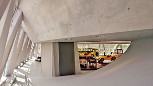 Mercedes-Benz Museum, Stuttgart, Germany - On 20th May 2006, the Mercedes-Benz Museum was officially opened – for visitors from all around the world.