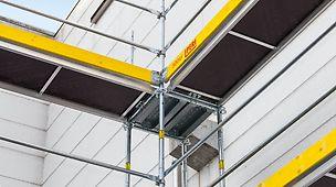 PERI UP Easy - fast facade scaffolding