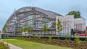 PERI Systeme und Services für den konstruktiven Hochbau und Infrastrukturbau