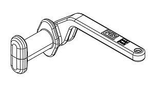 Il connettore DUO collega i pannelli in modo uniforme. Non sono necessari attrezzi per l'assemblaggio.