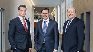 The PERI Management Board 2015