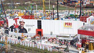 Εκδηλώσεις και Εμπορικές Εκθέσεις με την PERI.