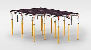 PERI SKYDECK, Cassaforma a telaio in alluminio per solai