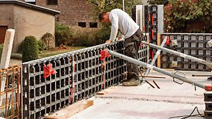 Maison privée Vadribo à Stekene : Le système DUO est facile et simple à utiliser. Une formation minimale suffit pour le mettre en œuvre.