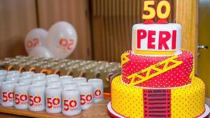 Zusammen feiern - mit einer passenden Torte