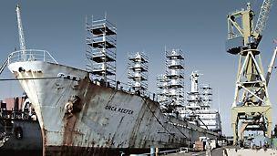 Western Shipyard, Klaipėda, Lithuania