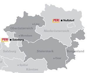 Vertriebsgebiet Zentral (Oberösterreich | Steiermark | Burgenland)