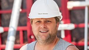 Berti Müller, Unternehmer, Markdorf