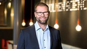 Mikael Englund, Försäljningschef Form