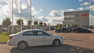 Головной офисно-складской комплекс PERI в Ногинске