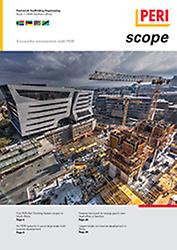 PERI Scope Africa 01-2016: Magazine for Formwork and Scaffolding