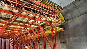 VARIOKIT Konstruktionskoncept för tunnlar och anläggningslösningar med funktionella systemkomponenter