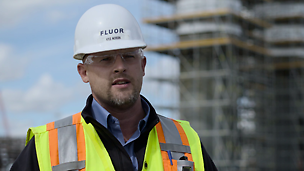 The NWR bitumen refinery: FLUOR's challenges and PERI's solutions