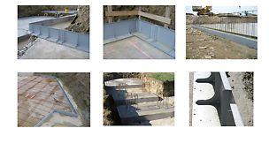 Engangsforskaling stillas reis dekke forskaling domino Trio Quatro søyle panel dekke vegg OSB finer plater forbruk