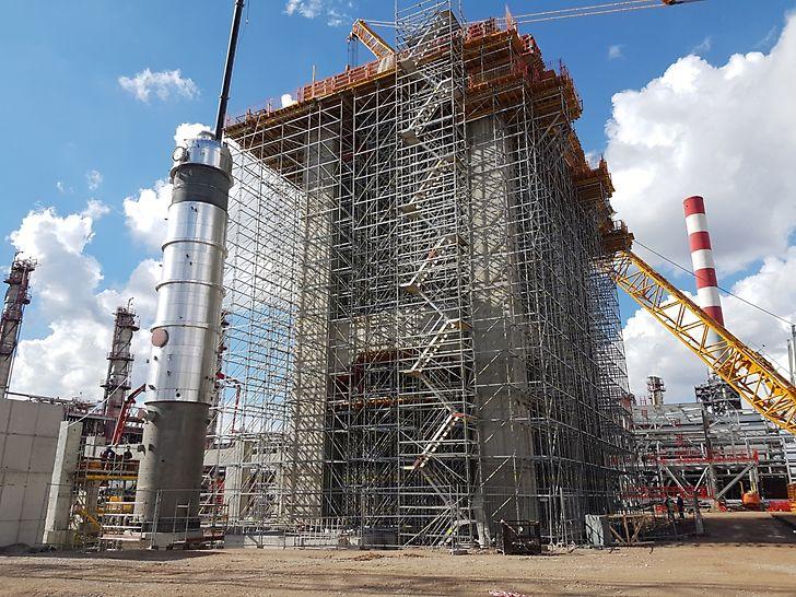 Izgradnja i održavanje industrijskih objekata povezani su najčešće sa izuzetno visokim bezbednosnim zahtevima.