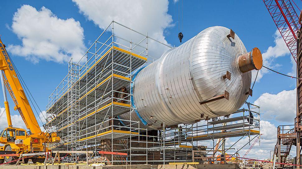 Northwest Redwater Project (NWR), Edmonton: Na podzim 2017 půjde první ze tří úseků do provozu.
