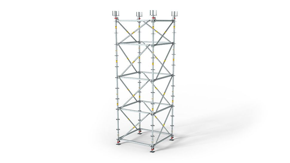 The maximum level of flexibility in shoring solutions Shoring Systems