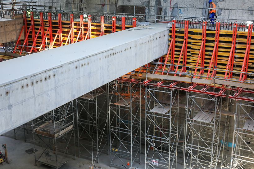 Hamad International Airport Metro Station Project