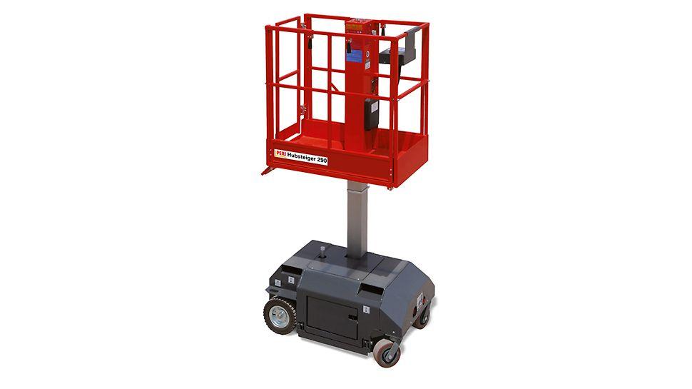 Piattaforma di lavoro mobile PERI 290: sicura, versatile e affidabile
