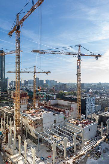 Nieuwbouw Onderwijs- en Cultuurcomplex (OCC) Spuikwartier Den Haag