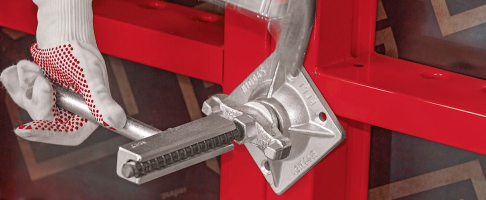 Usually it's the small tools that are most often used at the jobsite. For formwork setting and stripping, different tools are used, too. PERI accessories are a convenient solution.