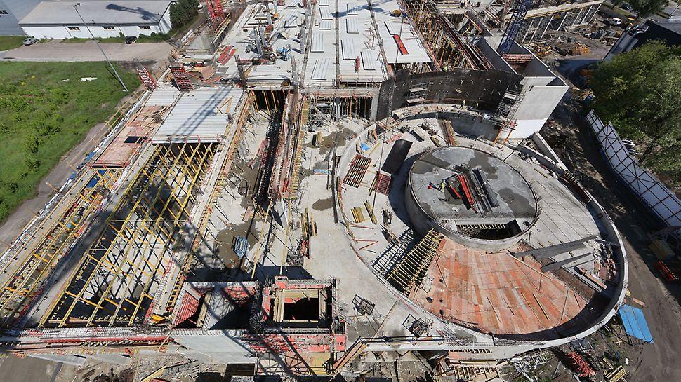 Ogólny widok budynku.