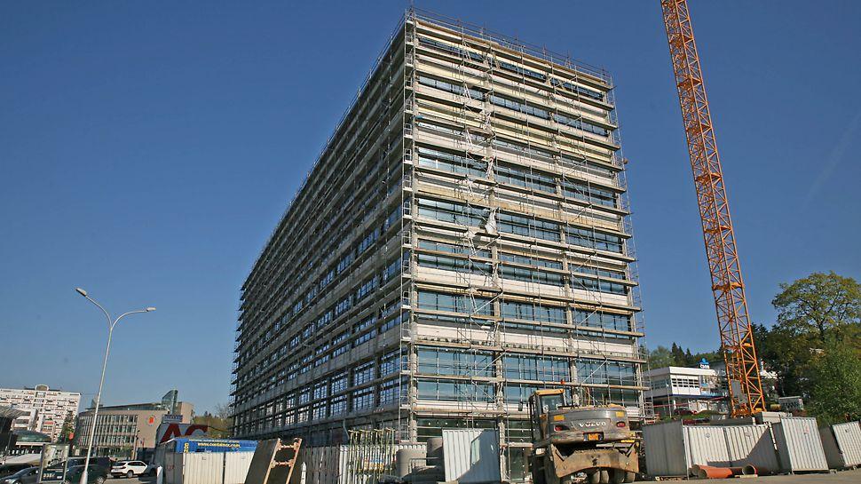 Rekonstrukce a přístavba OD Prior, Zlín