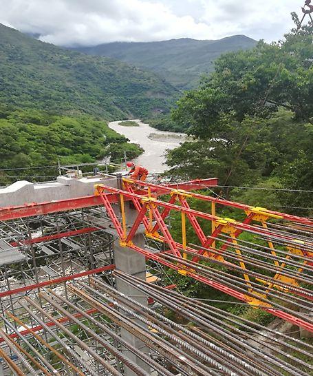 Puente Maranura, Alphakit