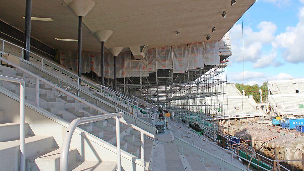 Olympiastadionin perusparannus, Helsinki